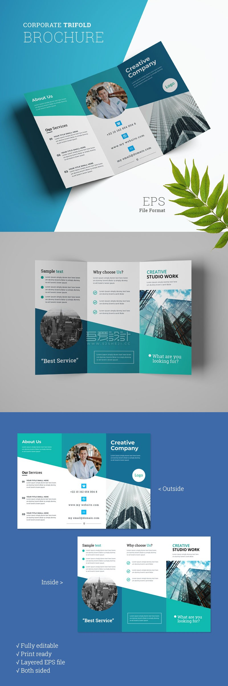 corporate-trifold-brochure-template-1356231-preview