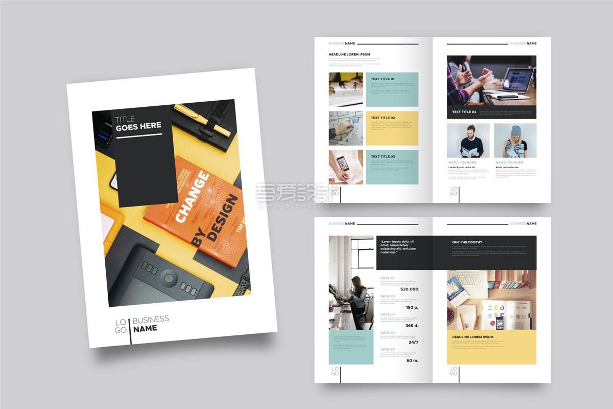 Brochure-Template-3434470